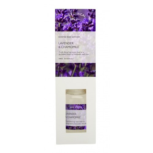 British Fragrance Promo Series Lavender with Chamomile 100ml
