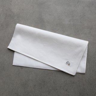 Smooth cotton handkerchief