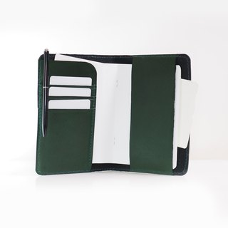 Original Passport Holder - Pine with black inner
