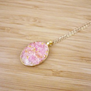 [Pink Galaxy] Necklace
