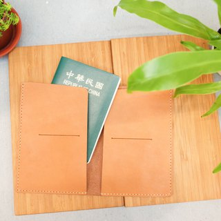 Shekinah Handmade Leather - Original Passport Case