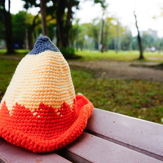 Handmade crochet Yarn Hat  | Pencil