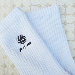 PLAY ONE ! Volleyball socks