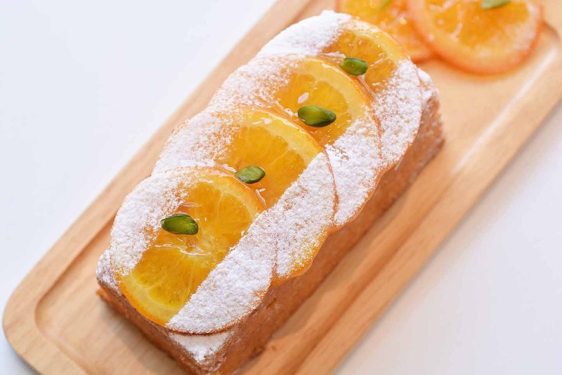 ChuChu_經典香橙磅蛋糕_彌月/下午茶/伴手禮