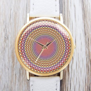 Zoom illusion - women's watch / men's watch / neutral watch / accessories [Special U Design]