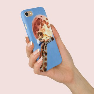 "Phone Case ""Giraffe"" design by 蔡媛婷 A068CC005"