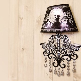 Japanese fairy tale creative LED Wall Light (Snow White)