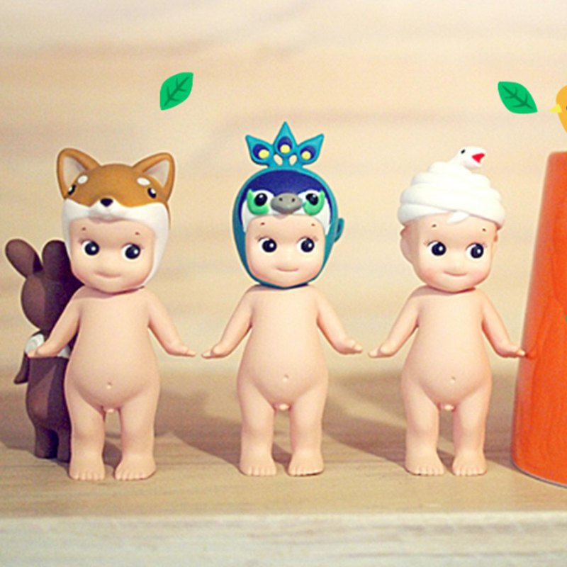 Sonny Angel│Classic Animal Series Version.4 Box Play Doll (Single Entry)