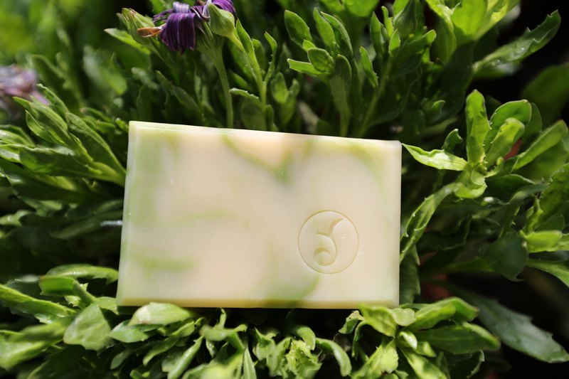 冰清舒膚皂 - 微涼薄荷 清爽洗淨 -您肌膚之親的好朋友