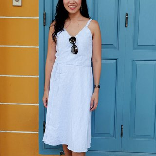 Bella Linen Dress