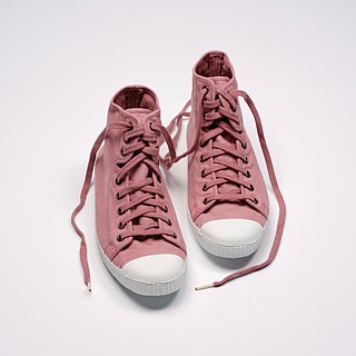 Spanish national canvas shoes CIENTA adult size pink fragrant shoes 61997 52