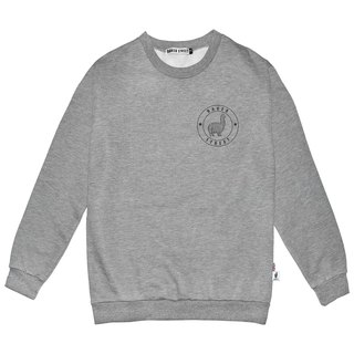 British Fashion Brand -Baker Street- Little Stamp Printed Sweater