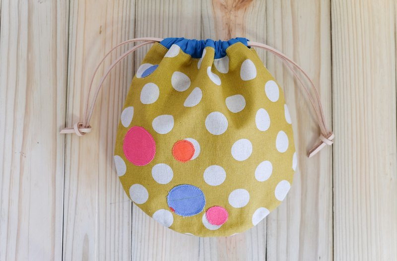 Circle Bundle - Mustard Yellow EH85