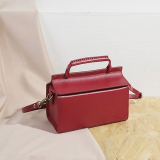 New AMEET still life still life series single shoulder diagonal portable box bag 5 colors
