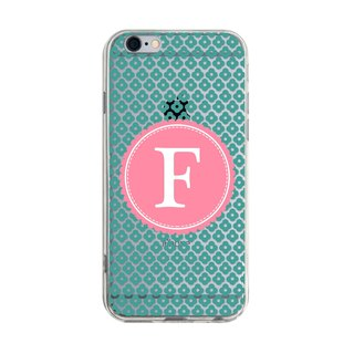Letter F - Samsung S5 S6 S7 note4 note5 iPhone 5 5s 6 6s 6 plus 7 7 plus ASUS HTC m9 Sony LG G4 G5 v10 phone shell mobile phone sets phone shell phone case