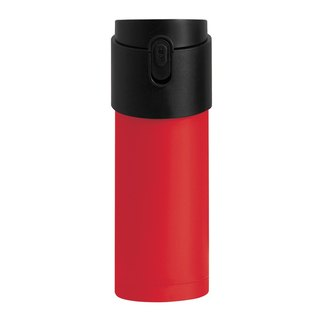 [welfare products] micro 瑕 ~ half price clear ~ ~ Danish 掀 cover insulation cup (red / black cover)