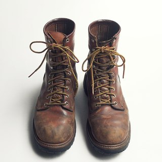 80s Redwing 愛爾蘭犬詫寂獵靴|Redwing Irish Setter US 8C EUR 40