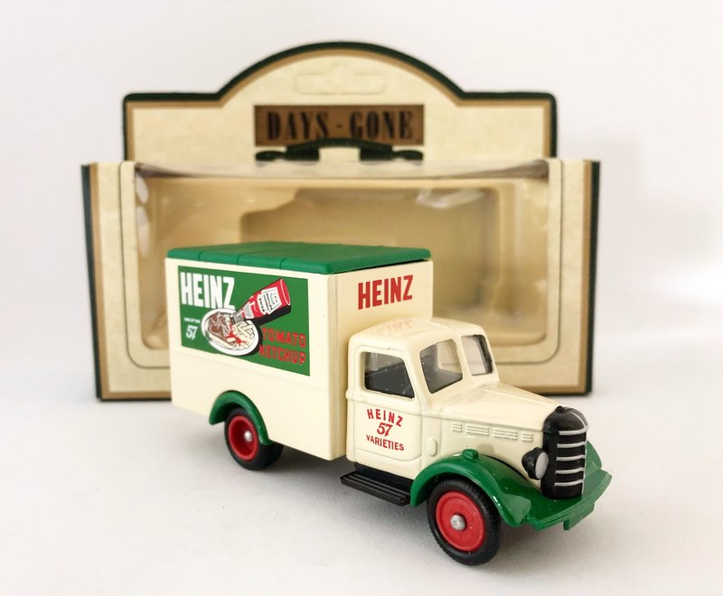 British early white green top ketchup limited edition (with original box) (Pinkoi limited) (J)