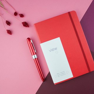 32K Zhu Hong. Wink. View. Classic Notebook - Pen Available - Inside Page 3 Optional