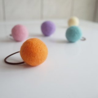 [Q-cute] macarons balls - hair ring