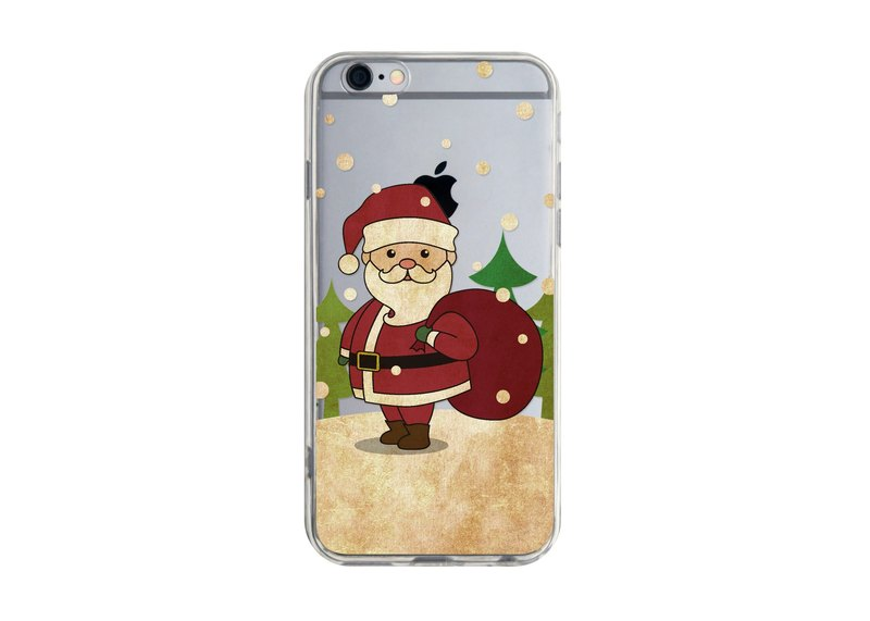 Santa Claus - Samsung S5 S6 S7 note4 note5 iPhone 5 5s 6 6s 6 plus 7 7 plus ASUS HTC m9 Sony LG G4 G5 v10 phone shell mobile phone sets phone shell phone case