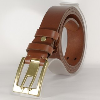 Handmade leather belts for men and women leather belt brown SM free customized lettering service