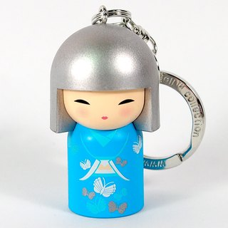 Key ring - Tama valuable [Kimmidoll and blessing doll key ring]