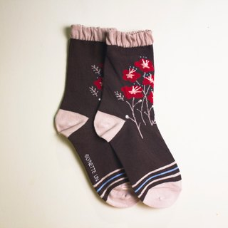 Flame Tree - Socks