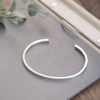 Simple Mens Pangle Silver 925