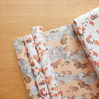 Reusable Wrapping papers (Collection 9) : Set of 3