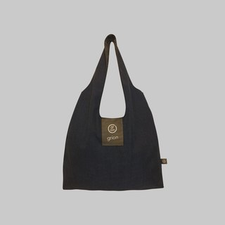 grion bag - Shoulder dorsal section (M) - Limited funds - denim blue