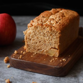 Homely pound cake apple fennel seeds