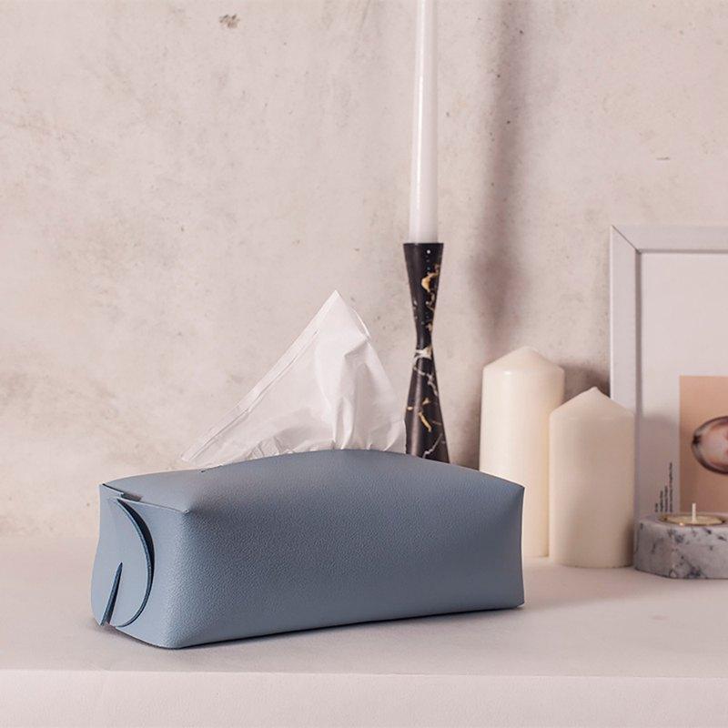 原創北歐Ins紙巾盒皮革通用極簡抽紙盒