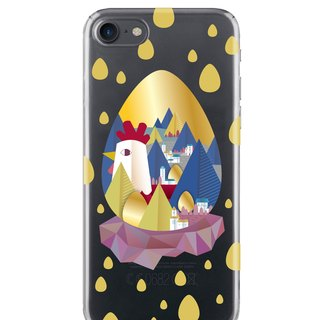 Long golden eggs - Samsung S5 S6 S7 note4 note5 iPhone 5 5s 6 6s 6 plus 7 7 plus ASUS HTC m9 Sony LG G4 G5 v10 phone shell mobile phone sets shell phone cases