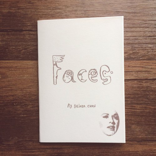 "Zi ℕ e ⋈ ⋈ you my their faces ""FACES"" by BELINDA CHEN"