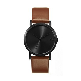Minimal Watches : Metal Project Vol.02 - Titanium (Brown)