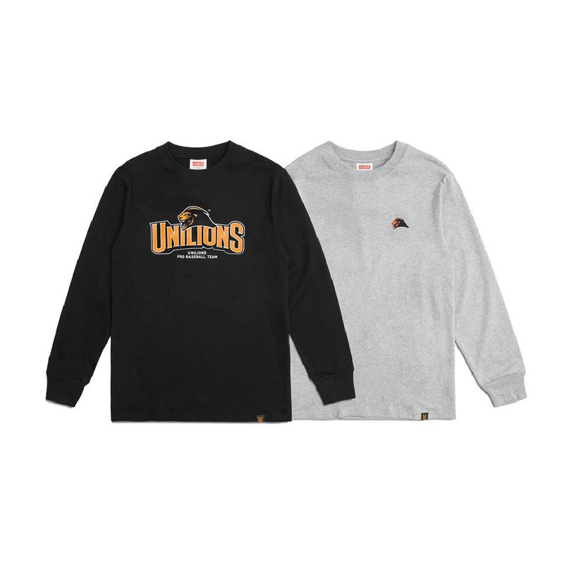UNILIONS Long Sleeve Tee / 猛獅長袖Tee