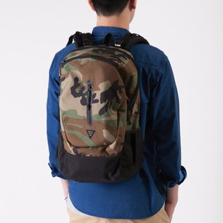 【Pack n' Go】Travel Backpack - Camo (BA106)