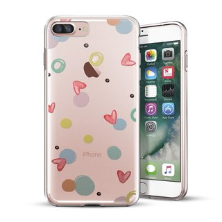 AppleWork iPhone 6 / 6S / 7/8 Plus Original Design Case - Heart CHIP-062