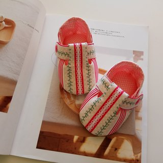 Small leaf beauty gift baby shoes baby shoes