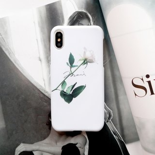 a rose phone case