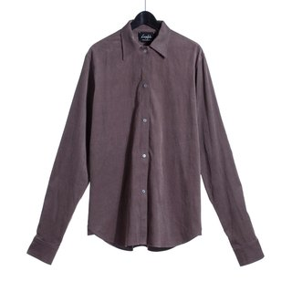 16 autumn and winter sale 16AW corduroy long-sleeved shirt