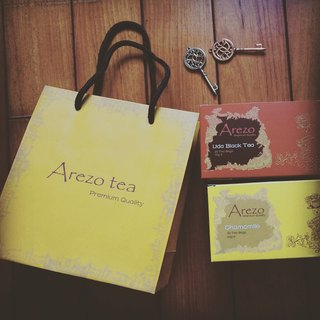 "Goody Bag - Arezo ""Desire Key""  Tea Set"