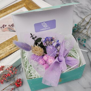 Fragrance Dry Small Bouquet Jewelry Box / Four Small Bouquets [HERDOR Fragrance Small Objects]