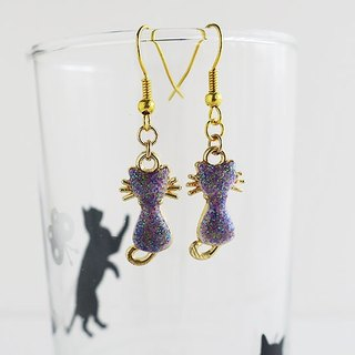 Fuyushokuneko chan earrings