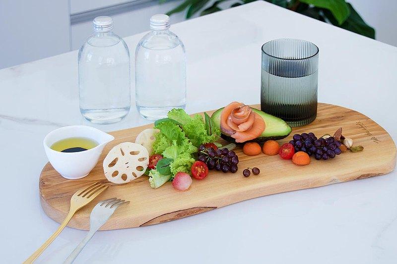 40公分Original原生橄欖木砧板-料理/上菜/擺盤