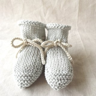 3M ~ ● Organic ● baby bootie Cotton 163