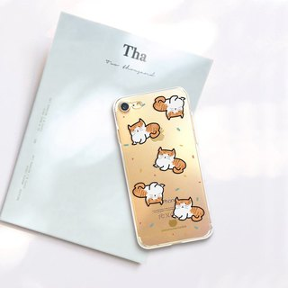 Animal clear phone case Cat iPhone x Case Sony xa1 case Samsung j7 prime case