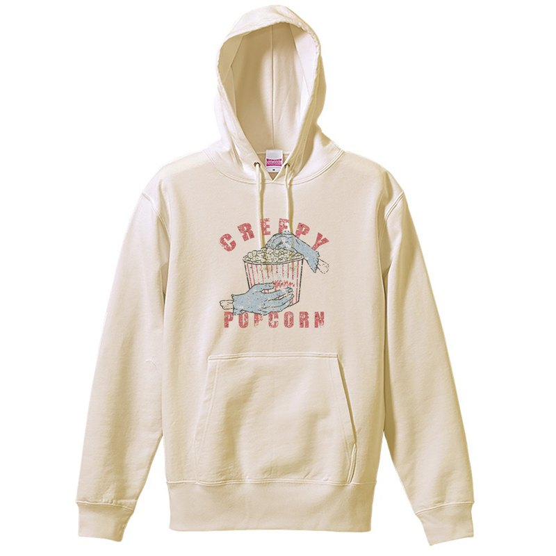 Sweat Parka / Creepy Popcorn