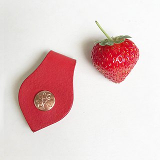 Berries leather hub reel [2 sets] colorful multi-color gift